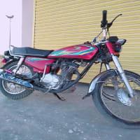 Cg 125 honda