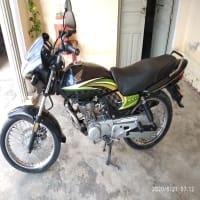 honda deluxe 125 model 2014  motorcycle