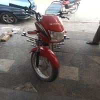 Honda pridor 100cc motorcycle
