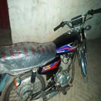 crown125 motorcycle
