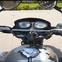 Honda delux 125cc bike