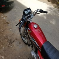 Honda cg125 bike 2015 model