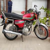 Honda CG 125cc good condition