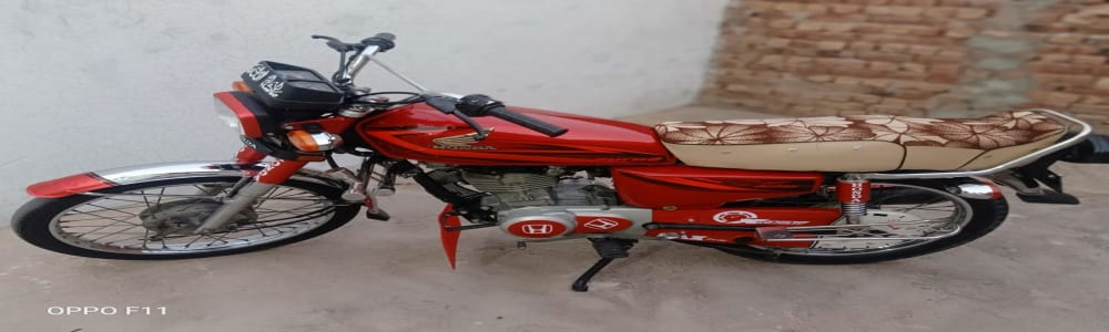 honda cg 125 motorcycle 2015 model