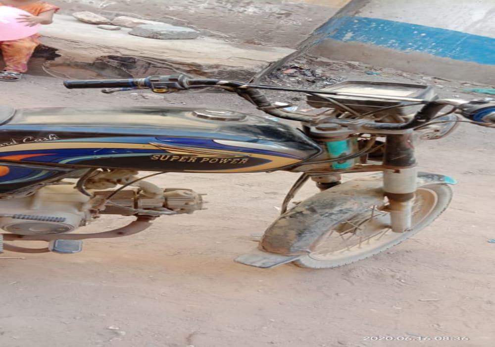 super power bike 2012 model