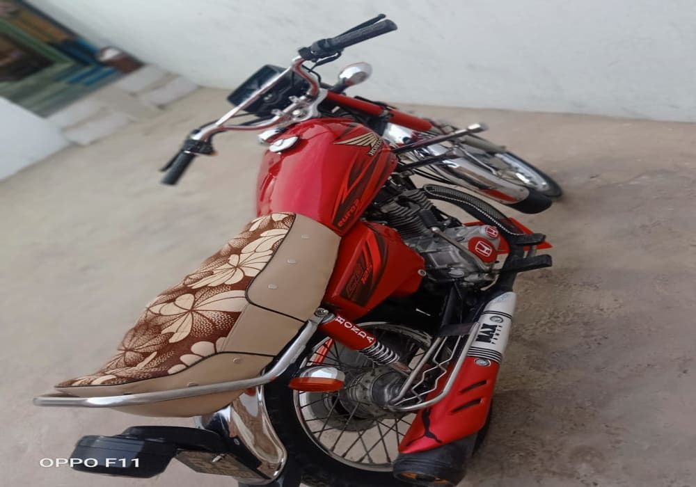 honda cg 125 motorcycle 2015 model