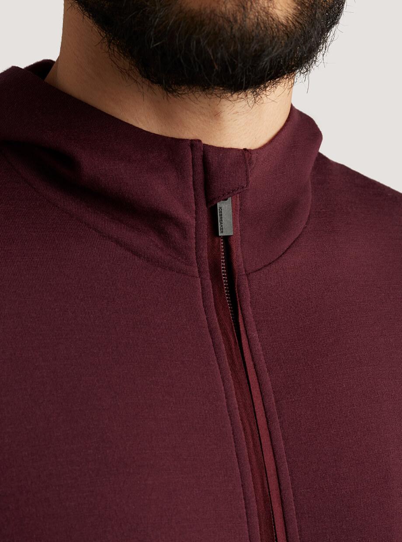 icebreaker merino men's zip hoodie