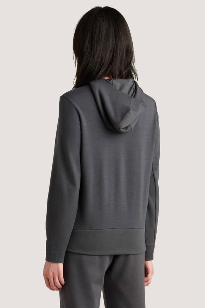 icebreaker's women's merino hoodie