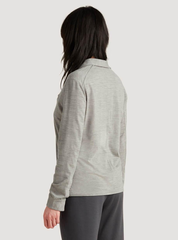 icebreaker's women's merino shirt
