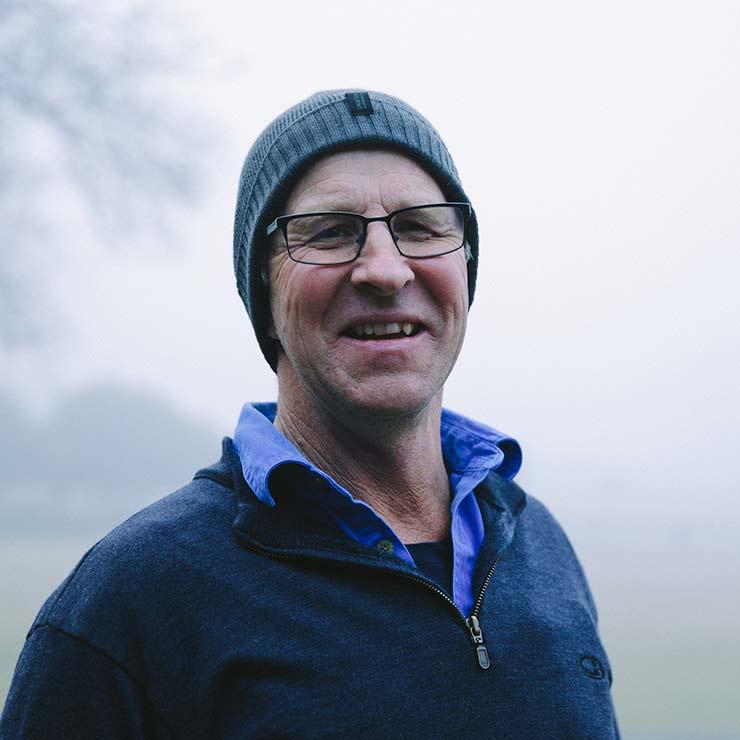 Andrew Sutherland - Éleveur icebreaker