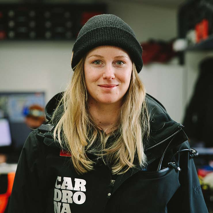 Carly Parker - Cardrona Mountain Partner