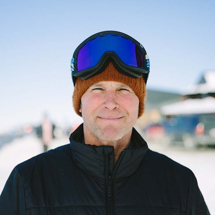 Graham Dunbar - Cardrona Mountain Partner