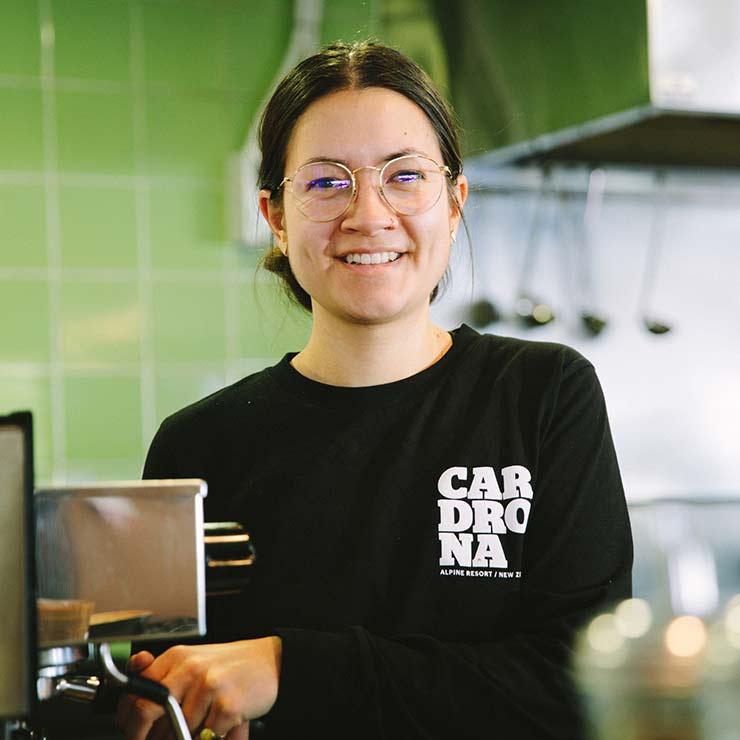 Nina Rongokea - Cardrona Mountain Partner