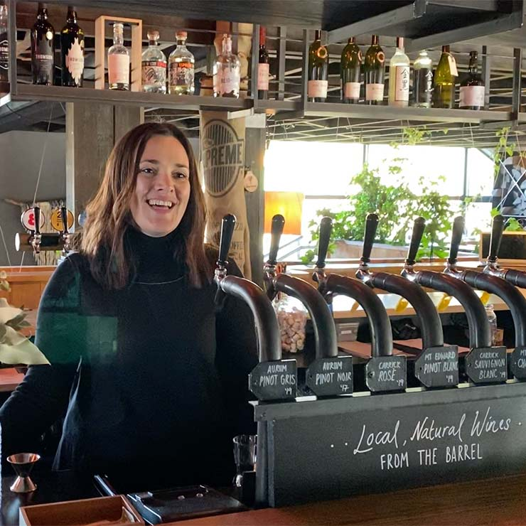 Bartender, Sherwood - New Zealand