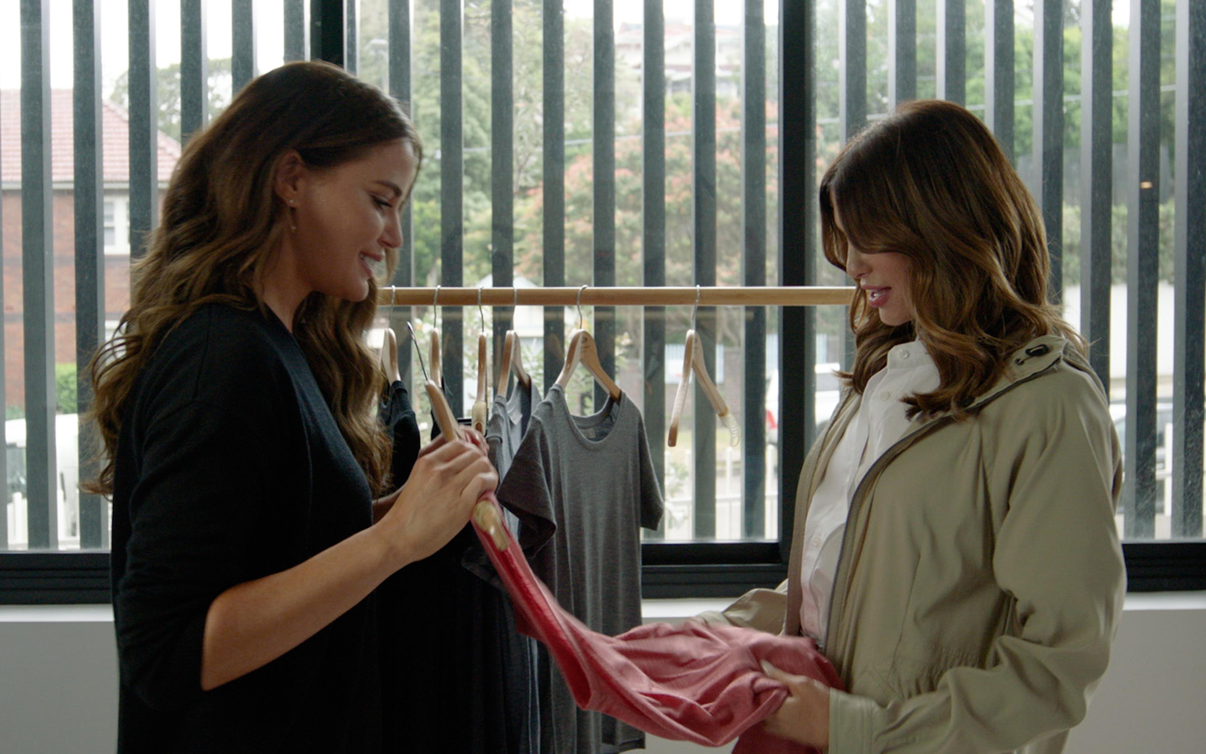Erin's wardrobe