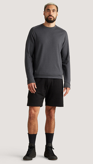 City mens sweater