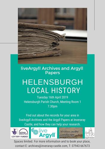 Poster helensburgh zrmirw