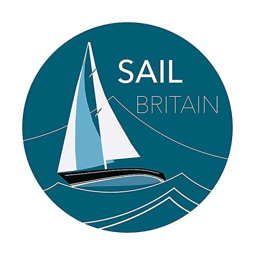 Sail britain logo green tvqxro