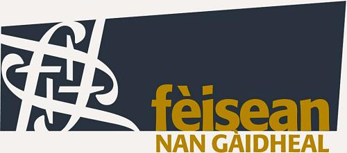 Feisean nan gaidheal logo i76etz