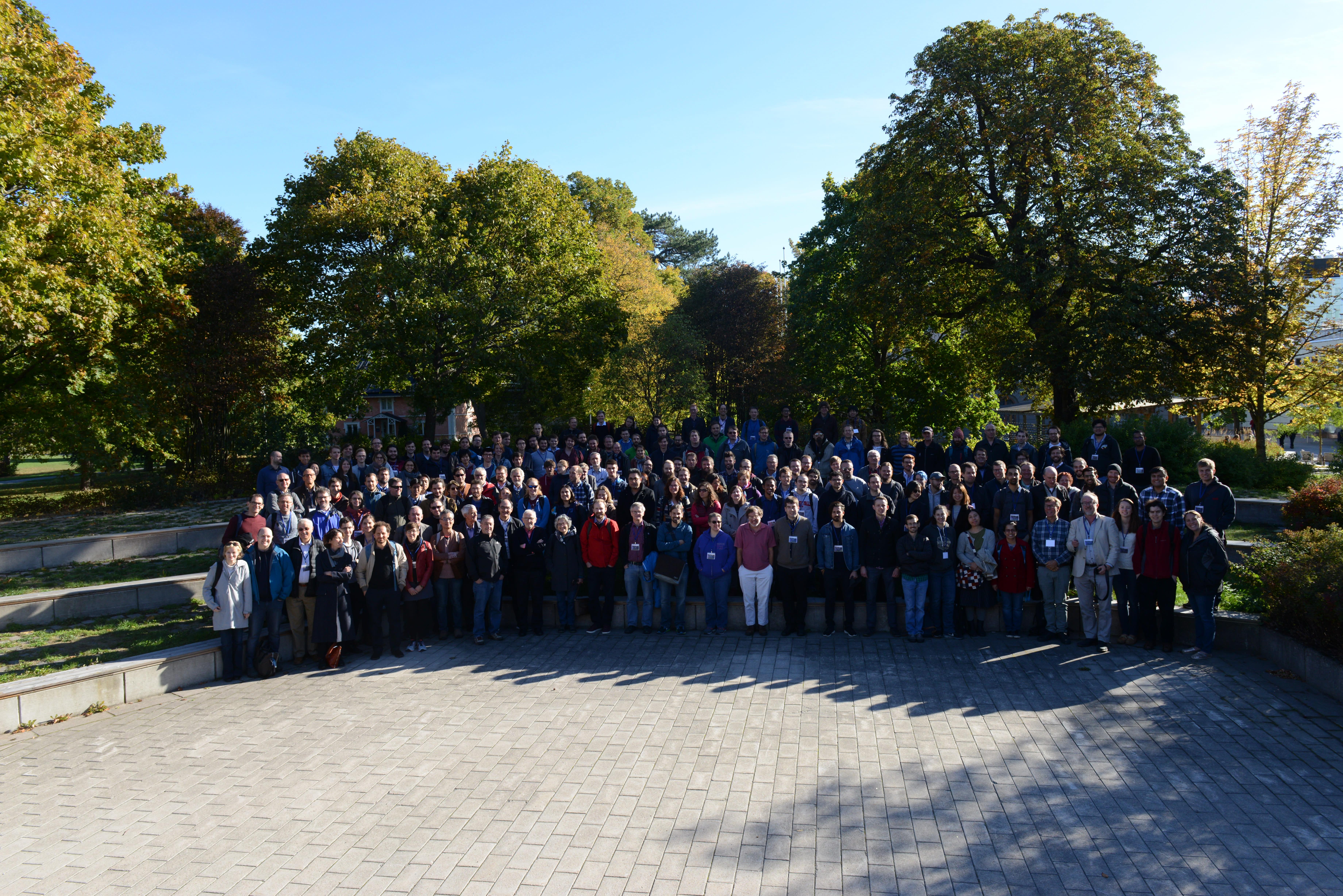 IceCube Collaboration group photo