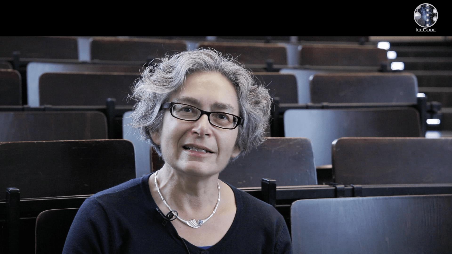 Olga Botner, IceCube Spokesperson, On extraterrestrial neutrinos, a breakthrough for IceCube science