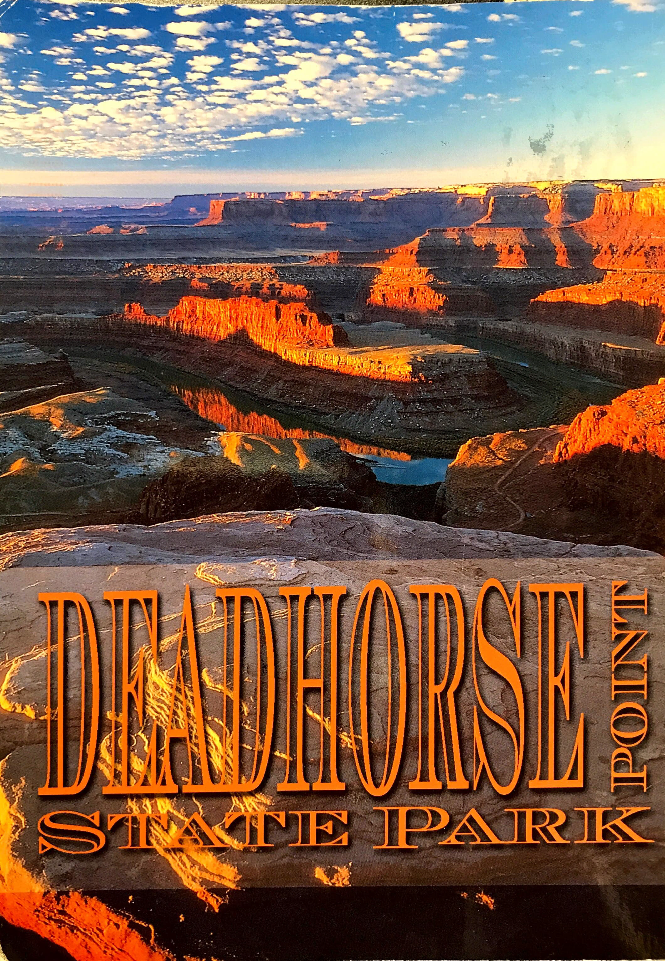 Cover of postcard from Carsten Rott (University of Utah, USA)