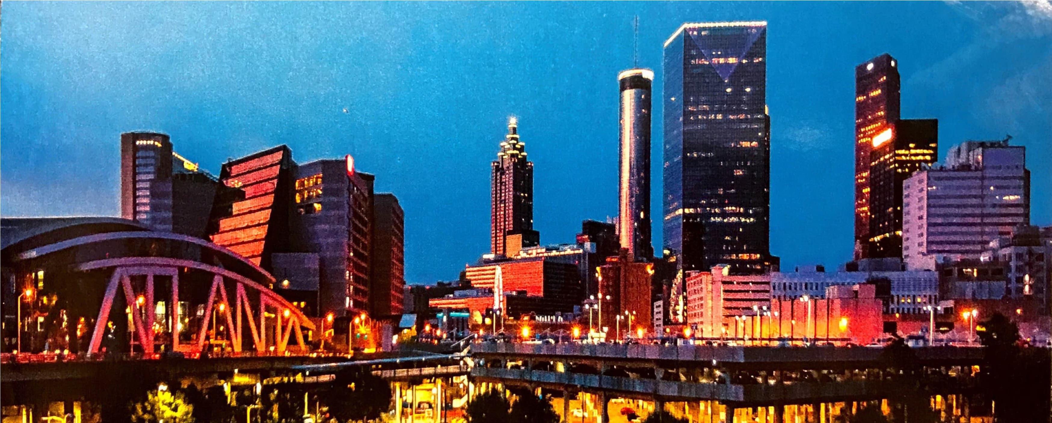 Cover of postcard from Ignacio Taboada (Georgia Tech, USA)