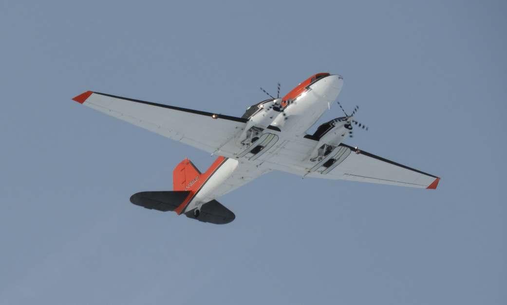 Basler_takingoff