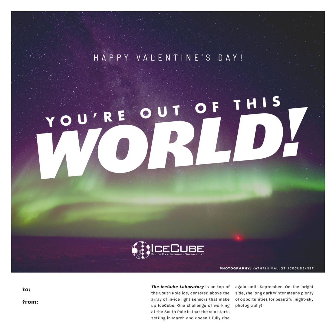 2020 IceCube Valentine #2