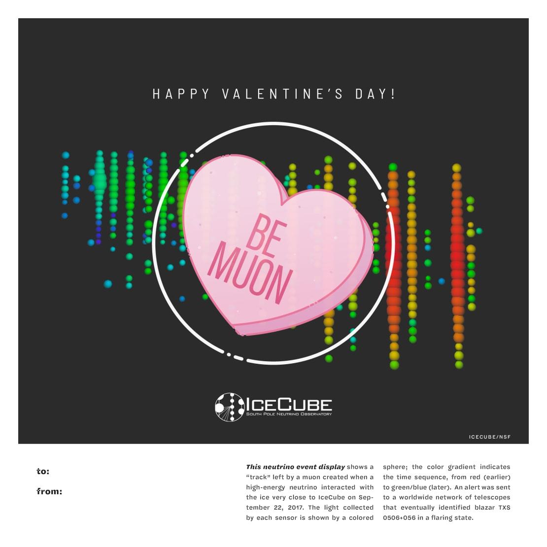 2020 IceCube Valentine #4