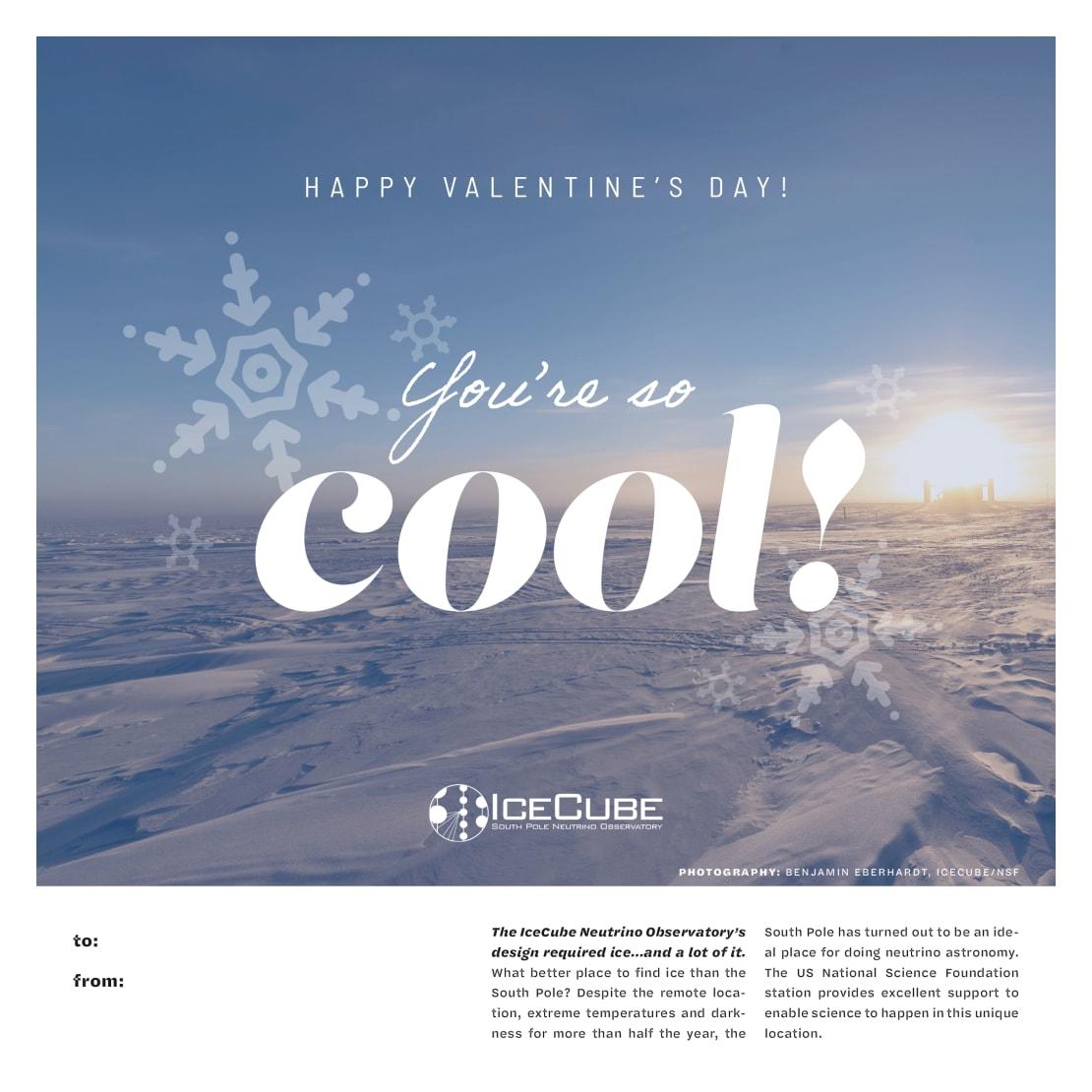 2020 IceCube Valentine #5