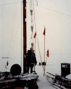 AMANDA in Greenland