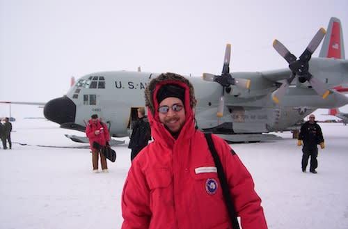 Caussade_McMurdo_landing