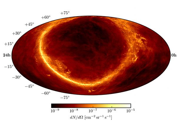 Milky Way neutrino
