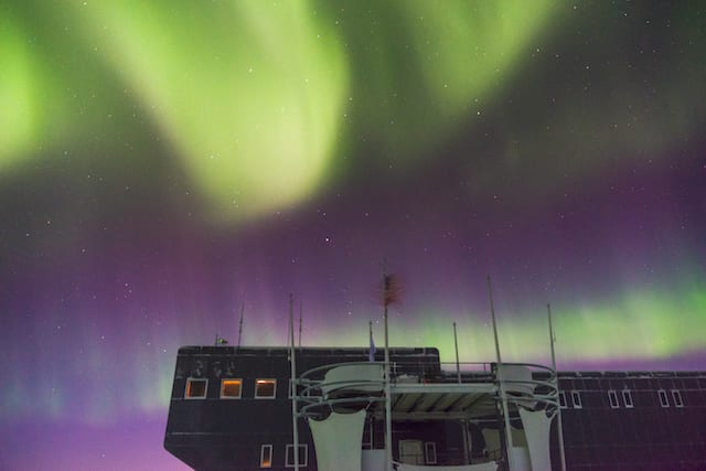 station aurora