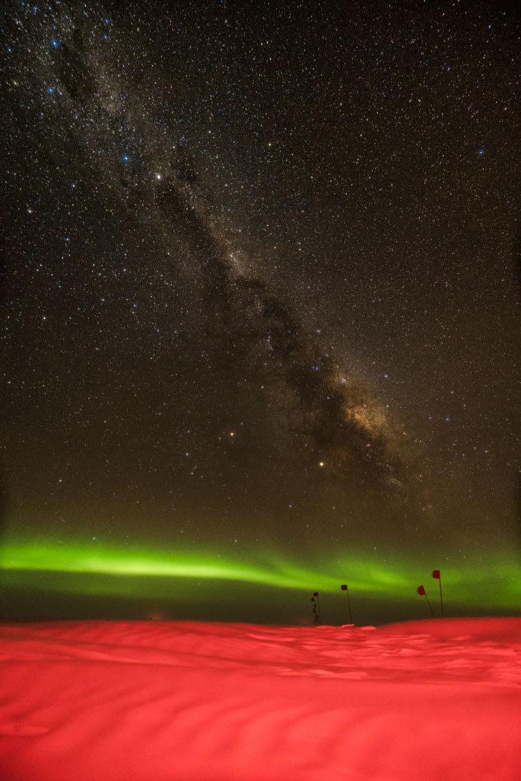 MWay striped aurora