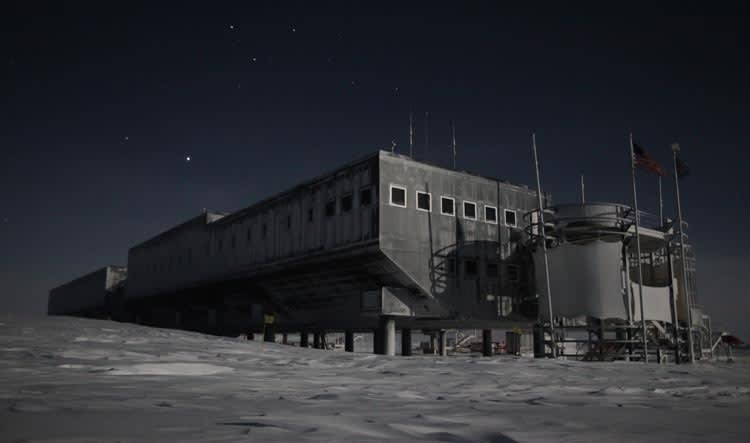 SPWR 23 - South Pole Station