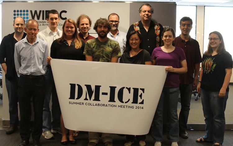 DM-Ice Collab 2014