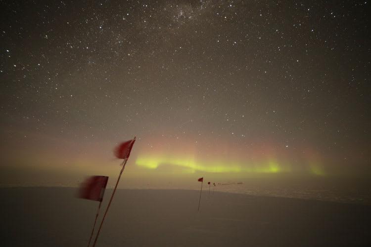 aurora flagline