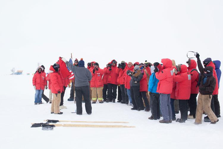 pole ceremony