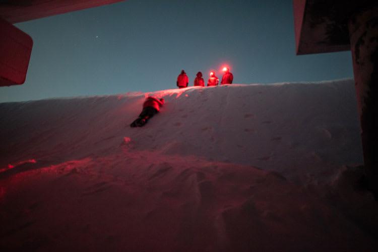 slidedownhill