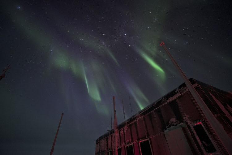 auroras obdeck