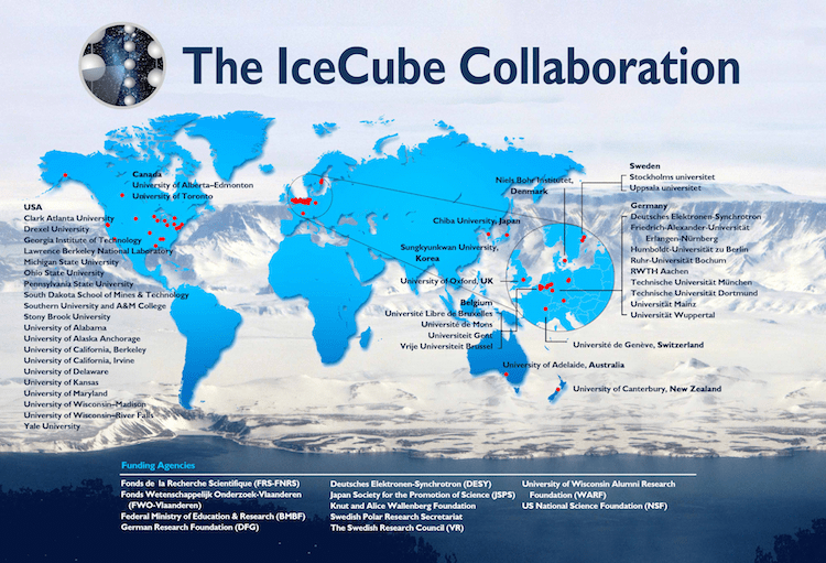 Collab Map