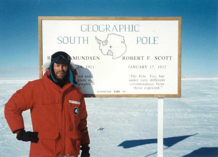 Spiering South Pole small