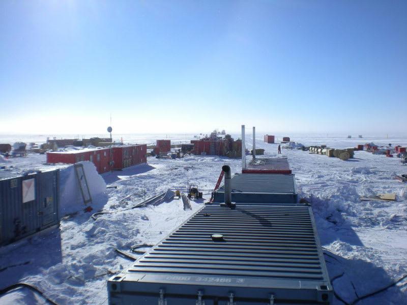 Seasonal Equipment Site (SES)