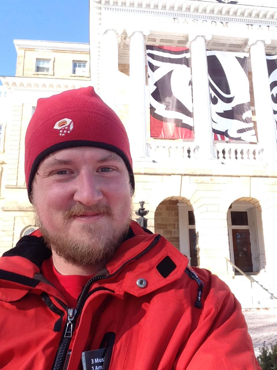 Jakob UW-Madison vertical