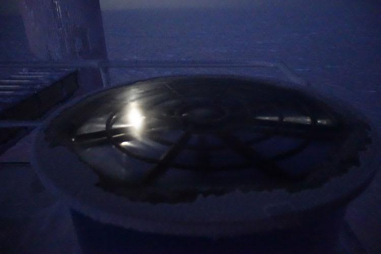 IceAct under moon