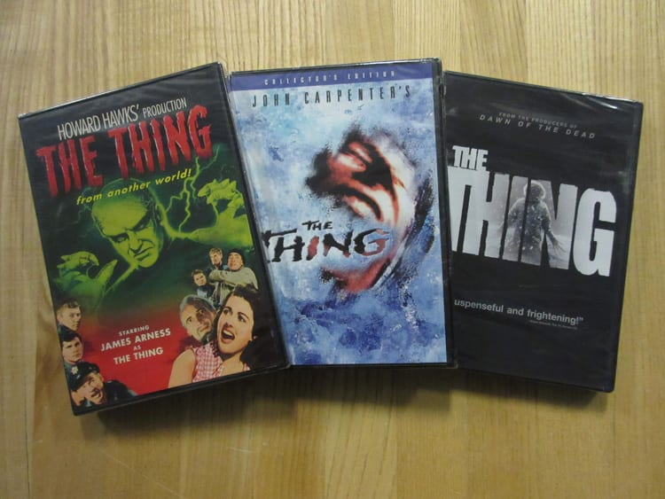 the thing boxes