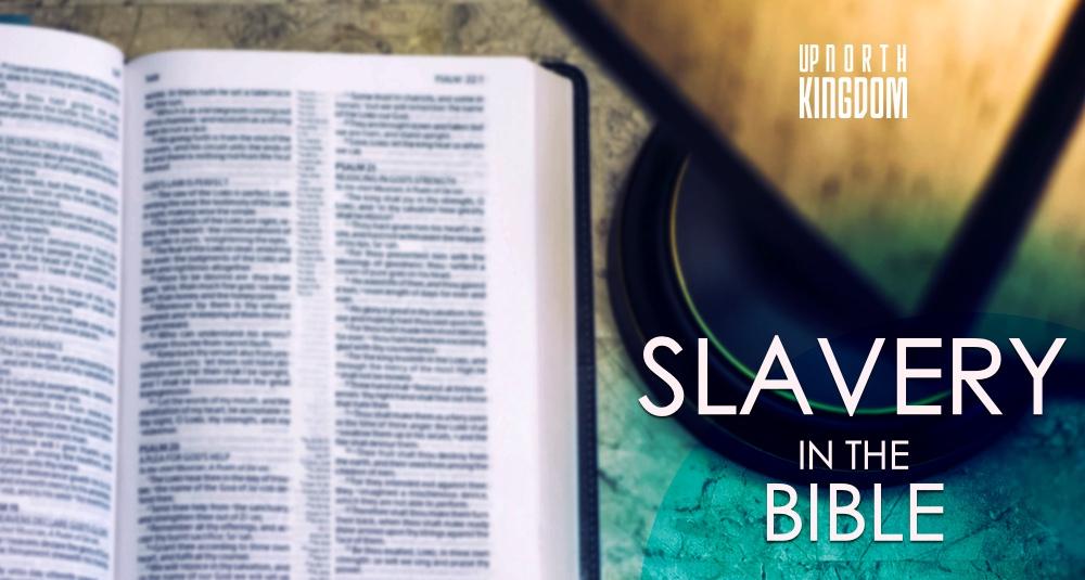 bible slavery