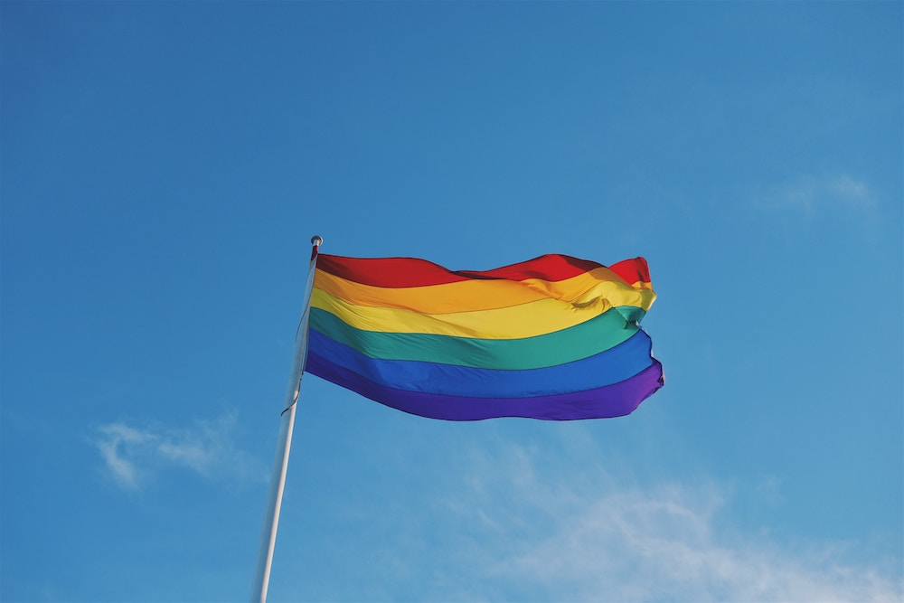 Homosexual Pride Flag
